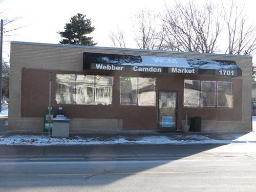 Webber Camden Market