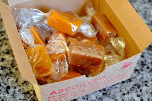 Le Bon Garcon Gourmet Caramels