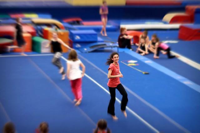 Isabelle Gymnastics
