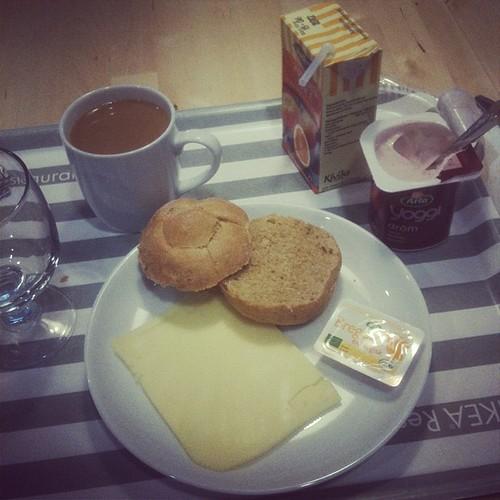 #walkandtalk vego frukost på ikea