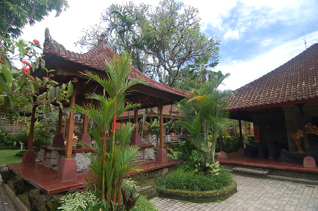 Palace, Ubud, Bali, Indonesia 印尼 峇里島 烏布皇宮