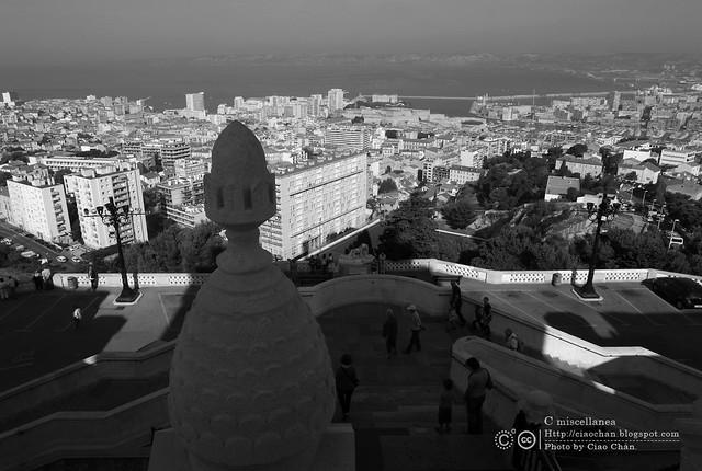 Bonjour Marseille~馬賽。守護聖母教堂R1042407