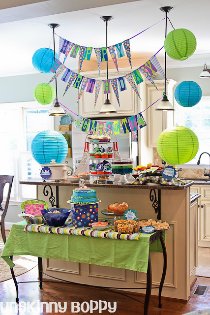 Garrett's 4th Birthday Party (10 of 31)