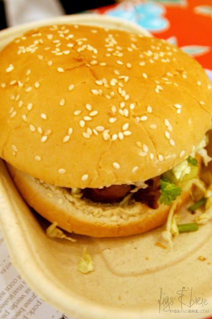 Pork Sandwich, El Loco