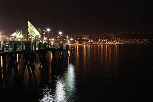 Redondo and pier
