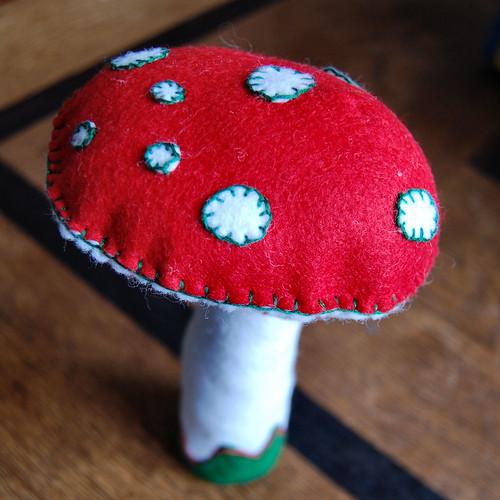 mushroom for M.