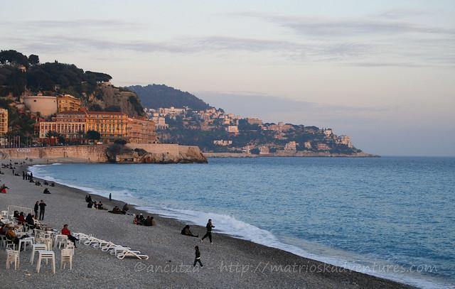 foto Lungomare Nizza Francia