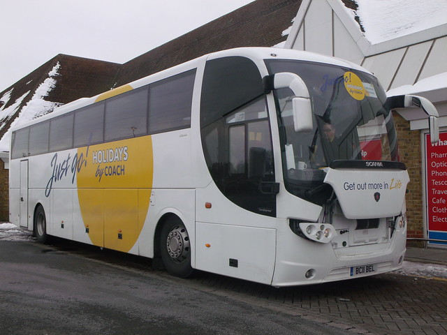 Belle Coaches - BC11BEL - Ipswich - 10 February 2012 (2)