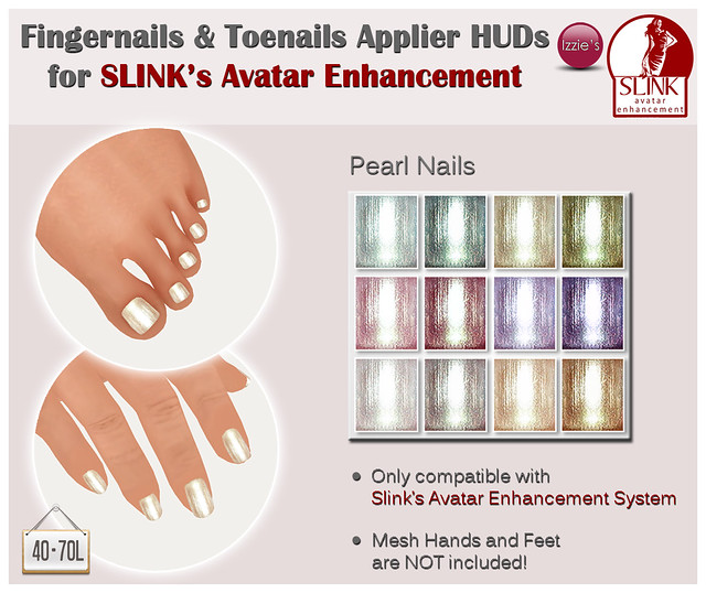 TDRF (Pearl Nails Slink Appliers)