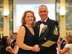 MCPOCG Leavitt attends 2014 Honor Guard Ball - 1