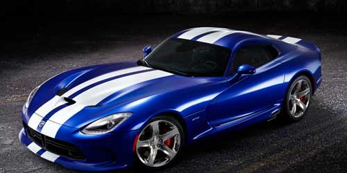 SRT reveals 2013 Viper GTS Launch Edition