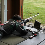 Me shooting in the prone final