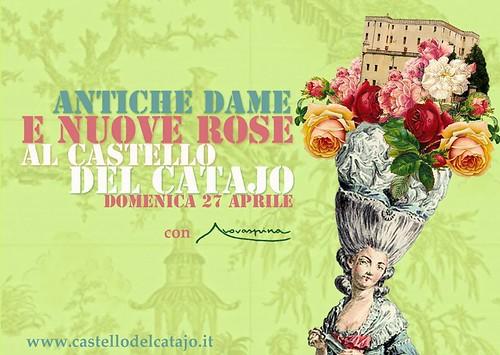 Rose al Catajo