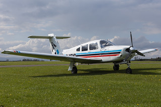 G-WEND PA-28RT, Scone