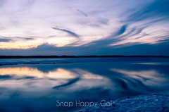 Torch Lake Skyscape