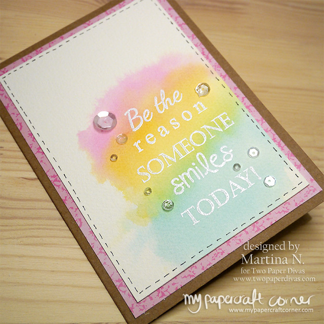 Smile today Card #435