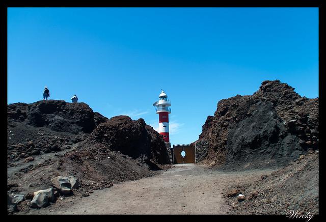 Punta de Teno lugar más occidental Tenerife - Faro de Punta de Teno