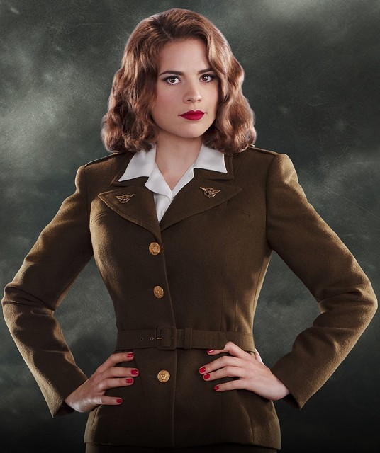 Hayley Atwell - Agent Carter