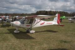 G-CBGP Ikarus C42 Popham