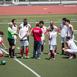 Mens Soccer Game 5/1/16