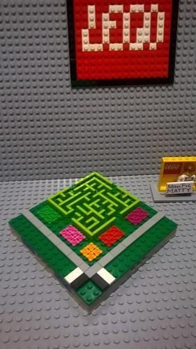Matthew Schenk - Hedge Maze