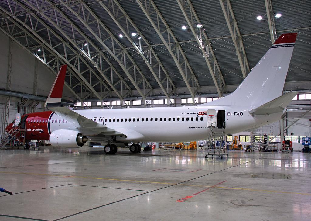 EI-FJO - B738 - Norwegian Air International