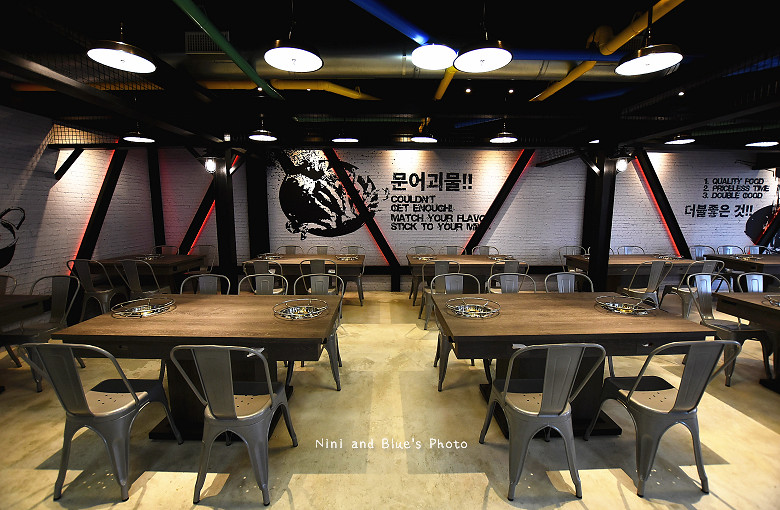 打啵G台中韓式料理烤肉串菜單menu價位09
