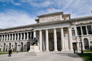 The Prado, Madrid, Undated
