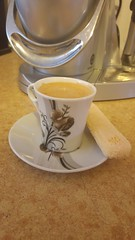 Good morning! #morning #coffee #espresso
