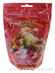 Ginger People Spicy Apple Ginger Chews