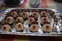 Julie's Turkey Balls (Sequential photos)