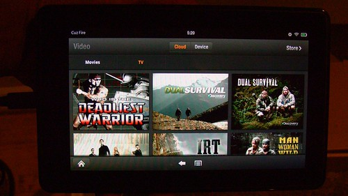 Amazon Kindle Fire Tablet Review020