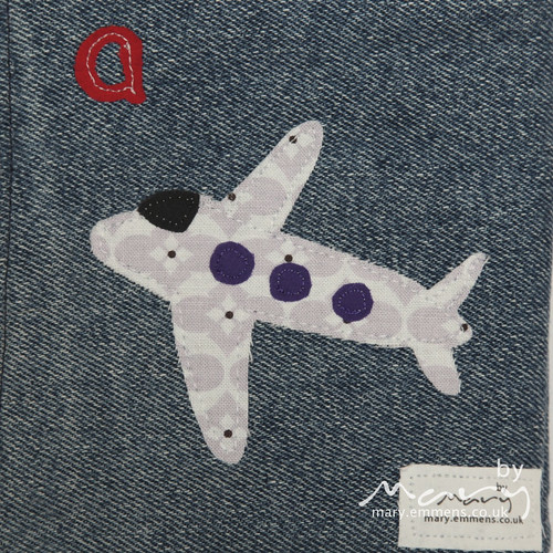 Book for Matilda - airplane