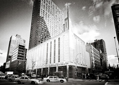 Manhattan New York Temple