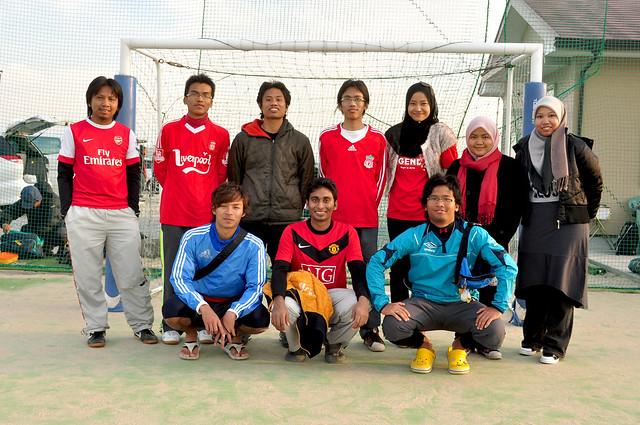 the kumamoto team