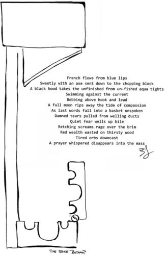 Blue Lips - a poem