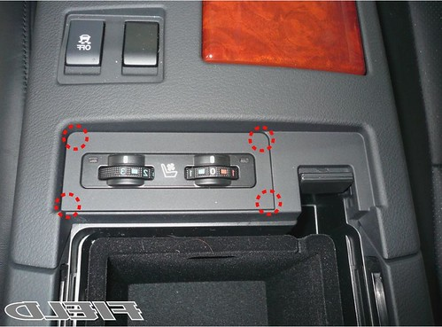 diy how to install nav controller video in motion on a 2010 rh clublexus com  lexus rx 450h fuse box location