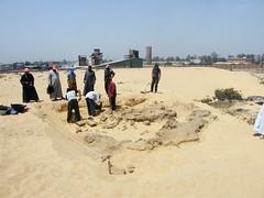 QUS11 Mud-brick Structure Uncovered