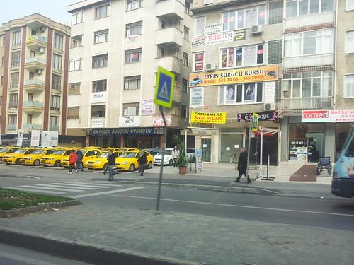 Taxi-bolt