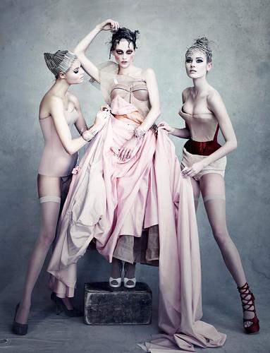 Dior Couture Patrick Demarchelier, luxorium by luxorium