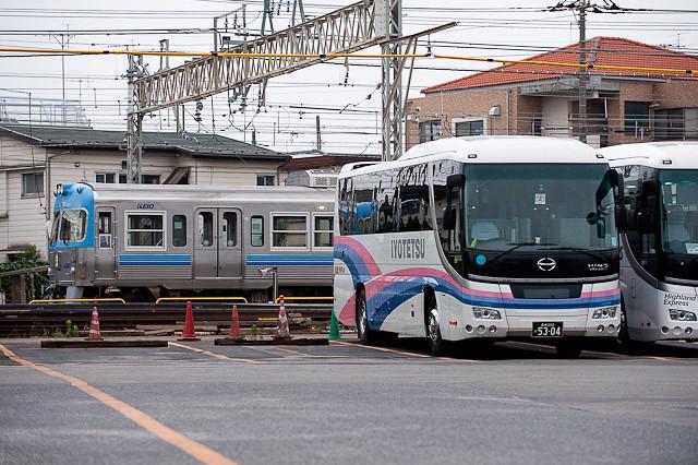 京王電鉄井の頭線3000系 3028F 0626