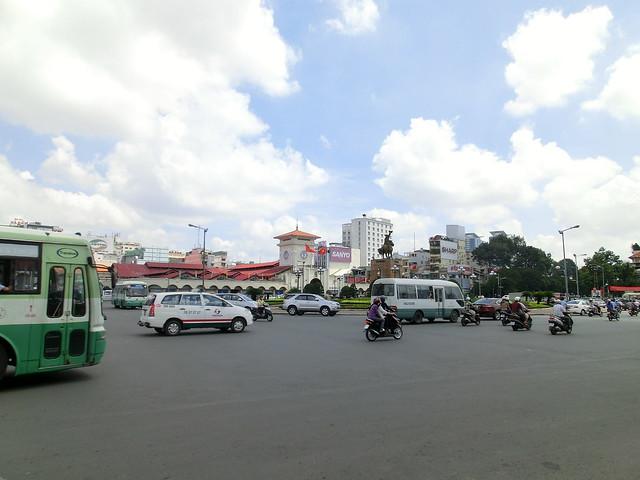 Ben Thanh Market - Ho Chi Minh City, Vietnam