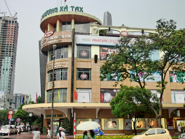 国営百貨店-Thuong Xa Tax (Saigon Tax Trade Center) - Ho Chi Minh City , Vietnam