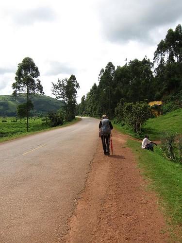 hiking in uganda to rwanda nomad