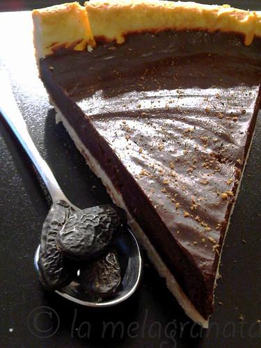 Tarte torride chocolat tonka - Patrizia Bosso