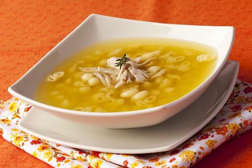 Sopa de pollastre 1