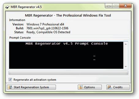 Elimina rastros de activaciones fallidas en  Windows 7
