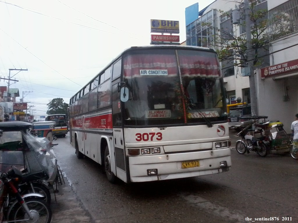 Philippine Rabbit Bus Lines 3073
