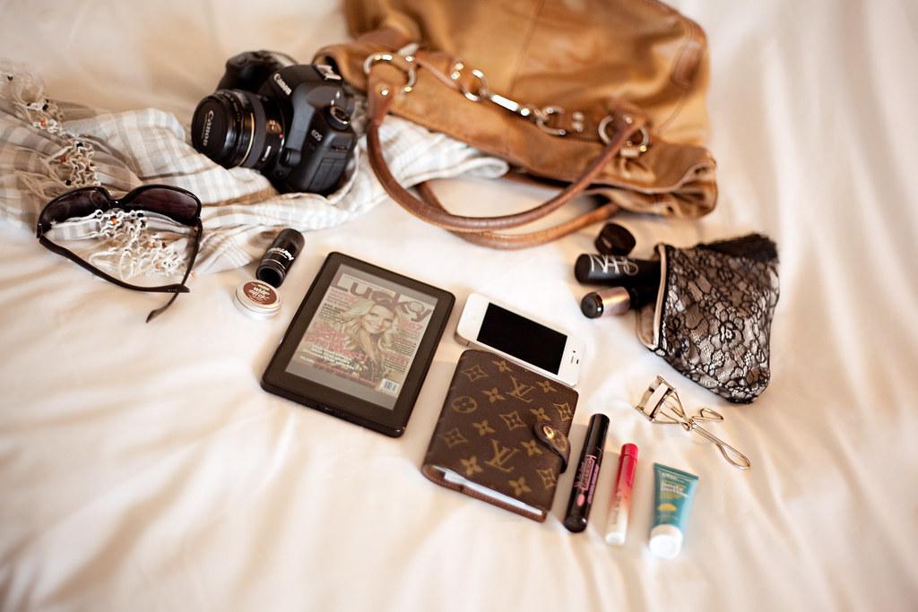 Tabitha Blue's Bag 1