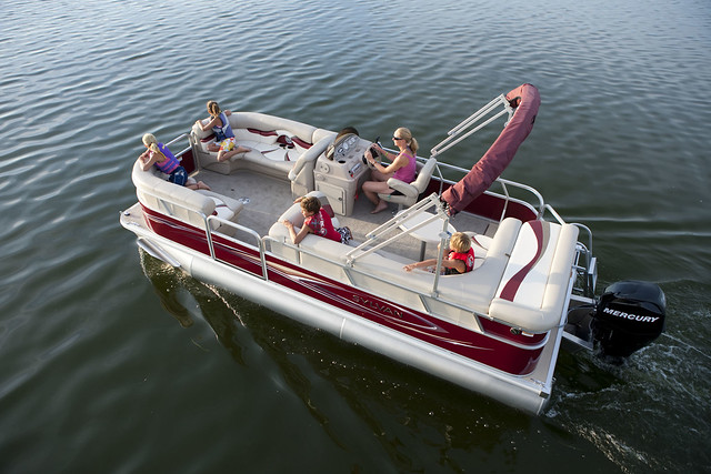 2012 Sylvan 8520 Mirage Cruise Pontoon An Album On Flickr